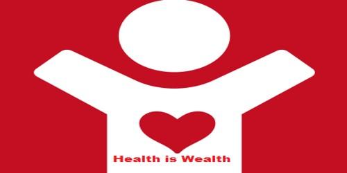 Health is Wealth – an Open Speech