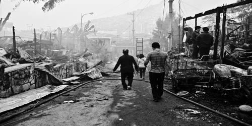 A Natural Disaster that Struck Unexpectedly – an Open Speech