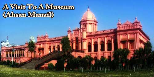 A Visit To A Museum (Ahsan Manzil)