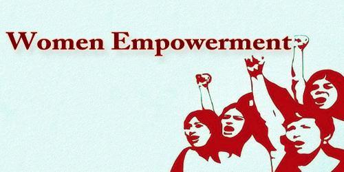 About Women Empowerment