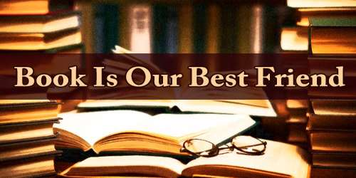 Book Is Our Best Friend