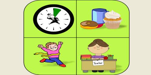 Break Time at School – an Open Speech