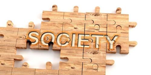 Complex Society Concept