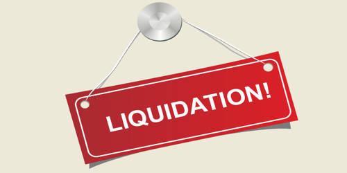 Concept of Liquidation