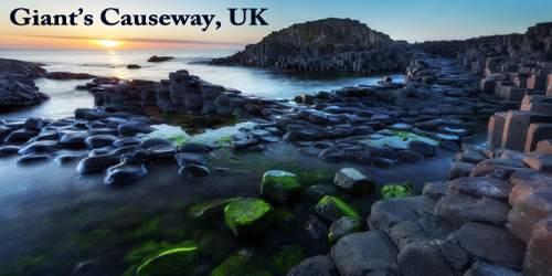 Giant's Causeway, UK