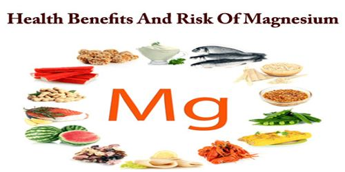Health Benefits And Risk Of Magnesium