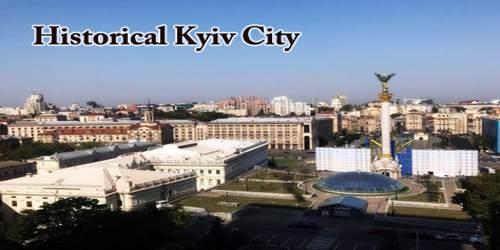 Historical Kyiv City