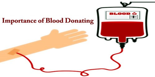 Importance Of Blood Donating