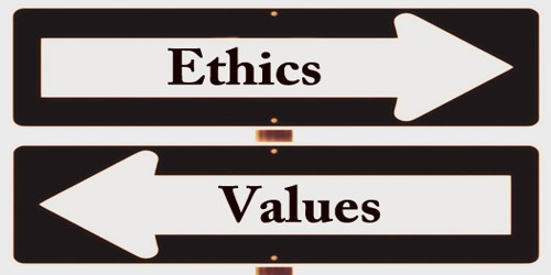 Importance Of Values And Ethics