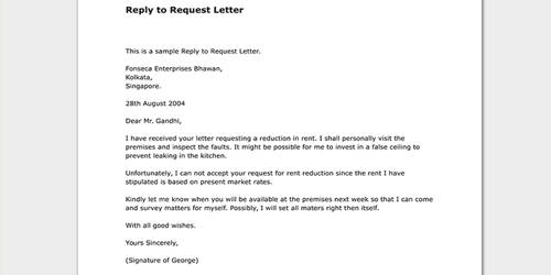 Sample Letter to Respond Positively to a Negative Feedback