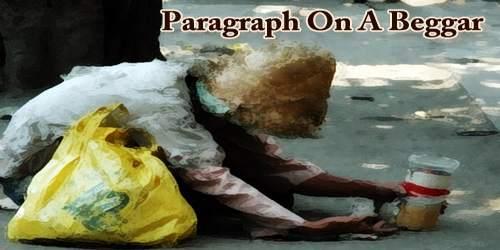 Paragraph On A Beggar