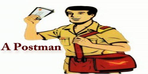Paragraph On A Postman
