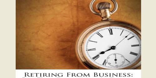 Retirement Letter format for Retiring from Business