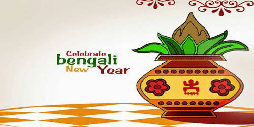 The First Day of Bengali New Year