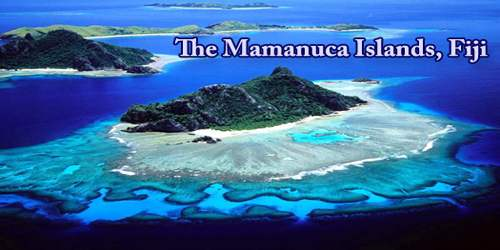 The Mamanuca Islands