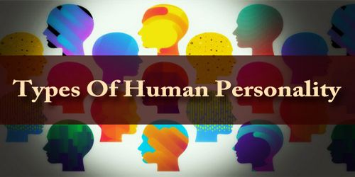 Types Of Human Personality