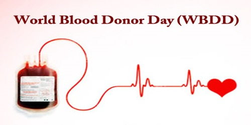 World Blood Donor Day (WBDD)