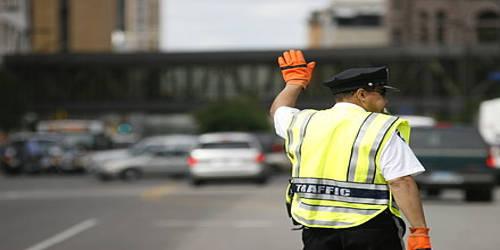A Traffic Police