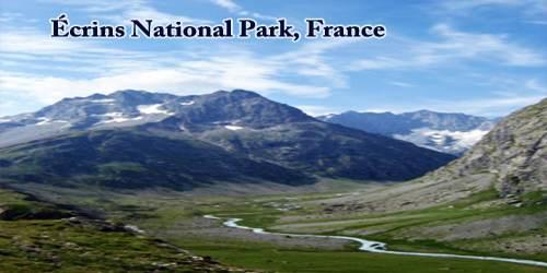 Écrins National Park, France