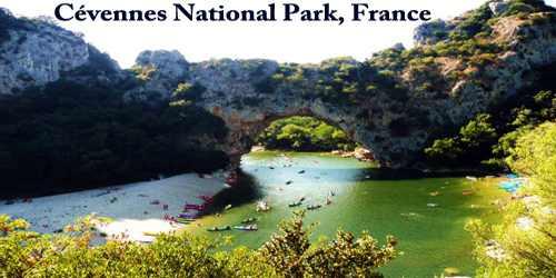 Cévennes National Park, France