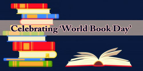 Celebrating 'World Book Day'