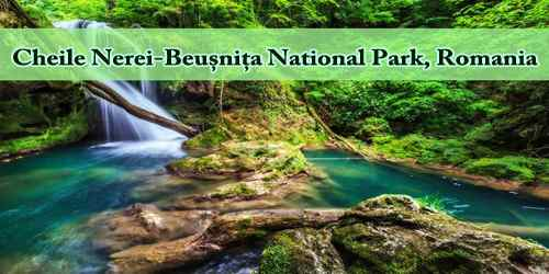 Cheile Nerei-Beușnița National Park, Romania