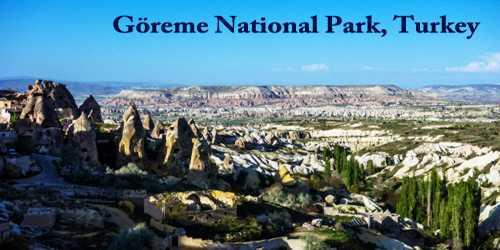 Göreme National Park, Turkey