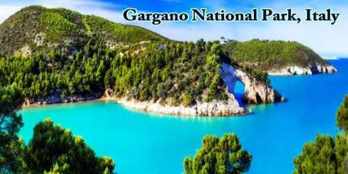 Gargano National Park, Italy