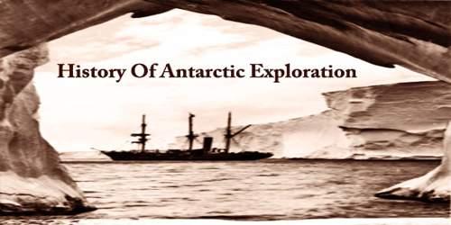 History Of Antarctic Exploration