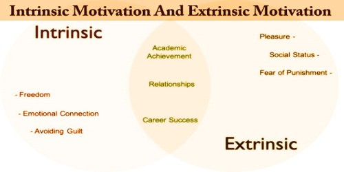 Intrinsic Motivation And Extrinsic Motivation