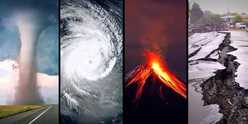 Natural Disasters – an Open Speech