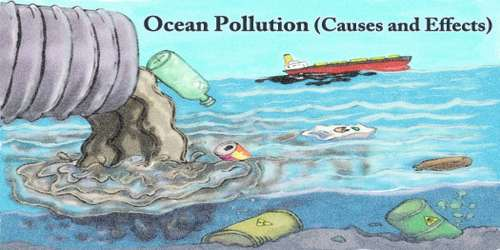 Ocean Pollution (Causes and Effects)