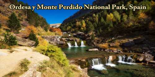 Ordesa y Monte Perdido National Park, Spain