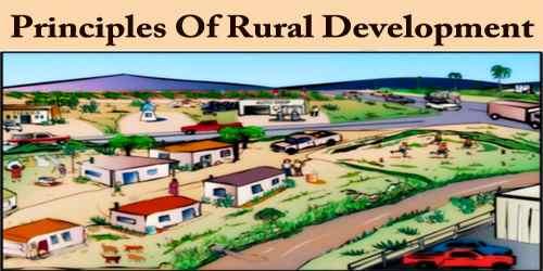 Principles Of Rural Development