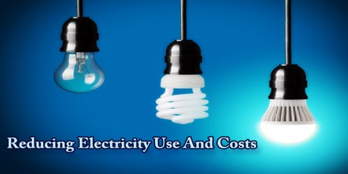 Reducing Electricity Use And Costs