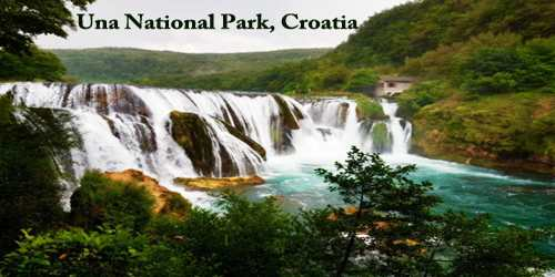 Una National Park, Croatia