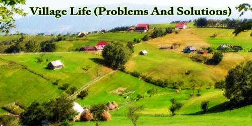 Village Life (Problems And Solutions)