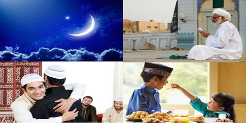 Celebrate an Eid Day (Eid ul Fitr)