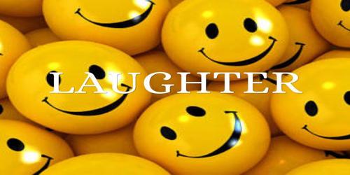 Laughter is the Best Medicine – an Open Speech
