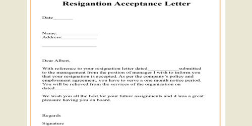 At Will Employment Resignation Letter from www.assignmentpoint.com