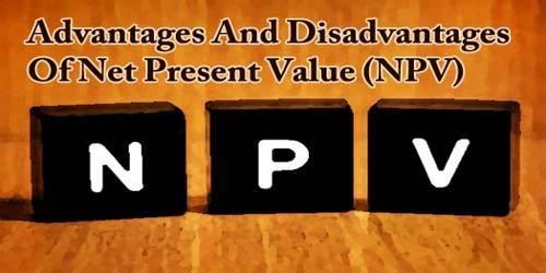 Advantages And Disadvantages Of Net Present Value