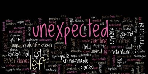 An Unexpected Incident – an open Speech