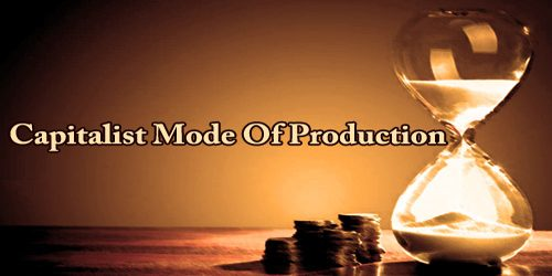 Capitalist Mode Of Production