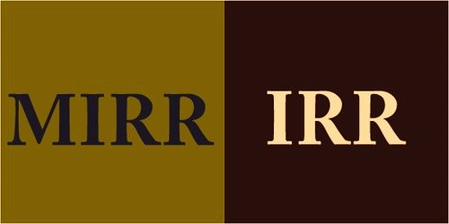 Difference Between MIRR And IRR