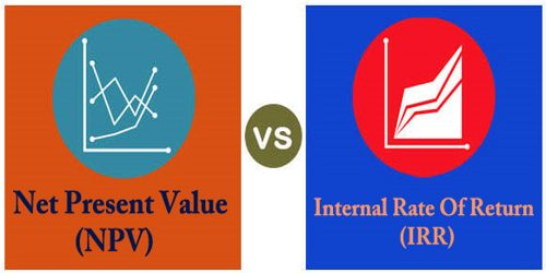 Difference Between Net Present Value And Internal Rate Of Return