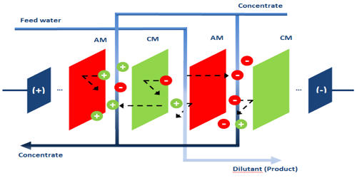Electrodialysis Reversal (EDR)