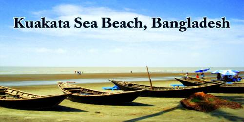 Kuakata Sea Beach, Bangladesh