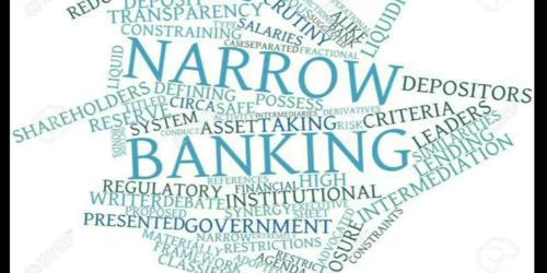 Narrow Banking