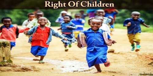 Right Of Children
