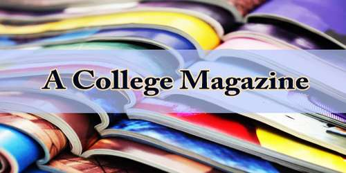 A College Magazine